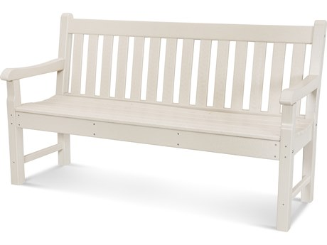 POLYWOOD® Rockford Recycled Plastic 60 Bench