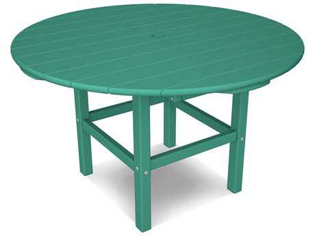 POLYWOOD® Kids Recycled Plastic 38 Round Dining Table