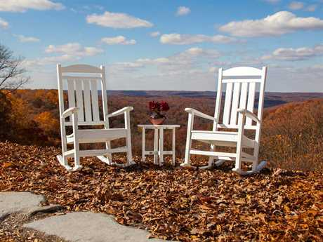 POLYWOOD® Rocker Recycled Plastic Lounge Set