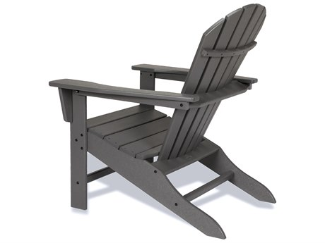 POLYWOOD® South Beach Recycled Plastic Adirondack Chair PatioLiving