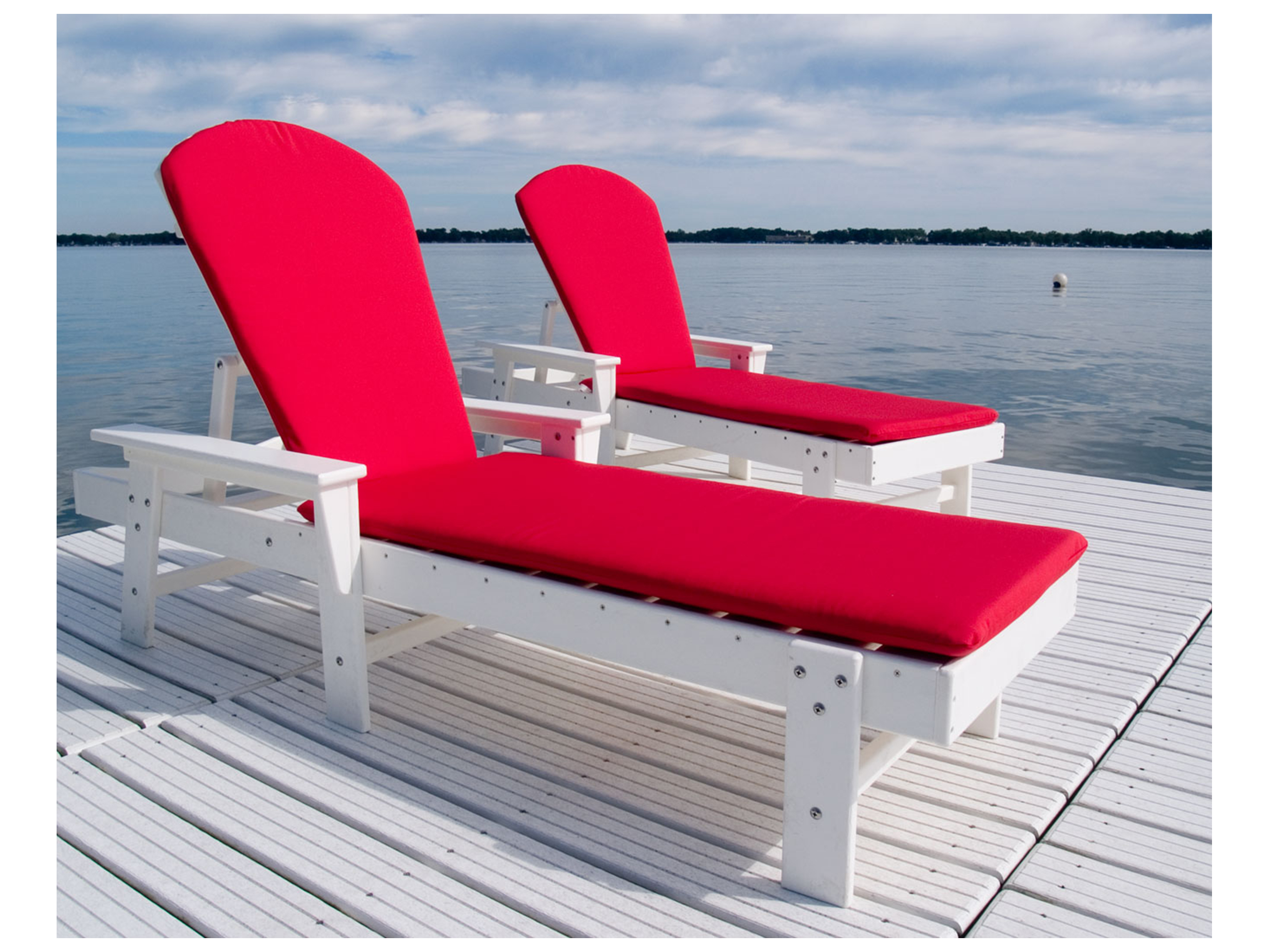 polywood south beach recycled plastic chaise lounge pwsbc76. Black Bedroom Furniture Sets. Home Design Ideas