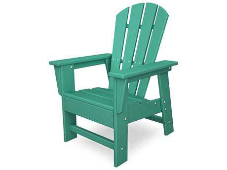 POLYWOOD® South Beach Recycled Plastic Child Size Adirondack Chair