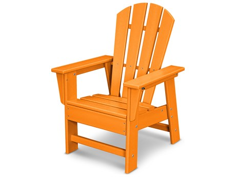POLYWOOD® Kids Recycled Plastic Adirondack Chair