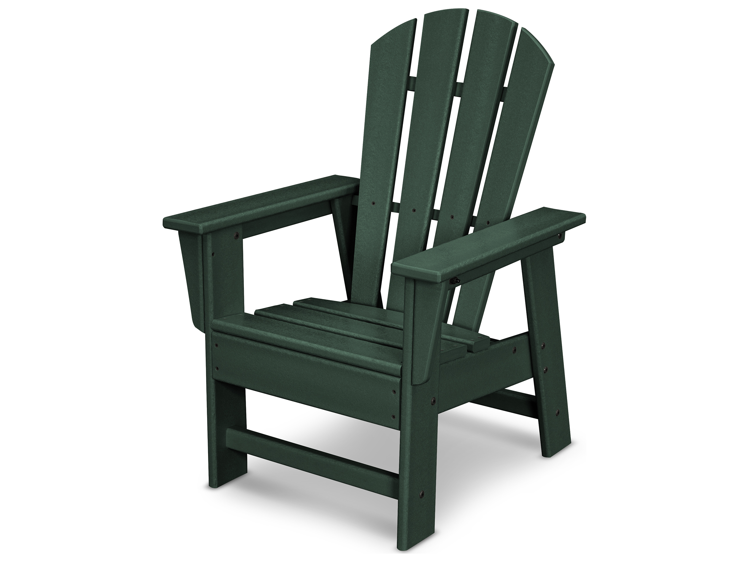 polywood south beach recycled plastic child size adirondack chair pwsbd12. Black Bedroom Furniture Sets. Home Design Ideas
