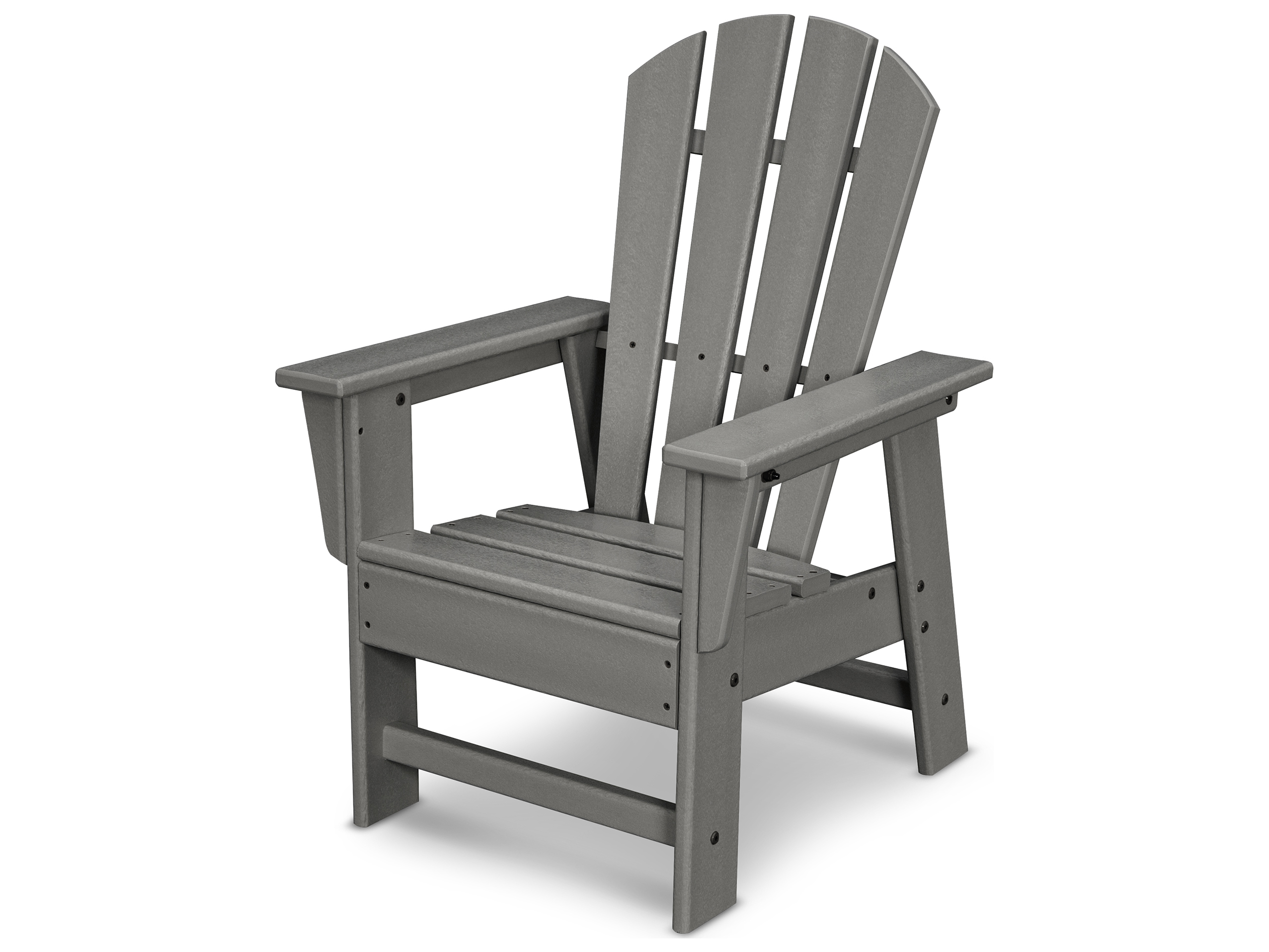 polywood south beach recycled plastic child size adirondack chair sbd12. Black Bedroom Furniture Sets. Home Design Ideas