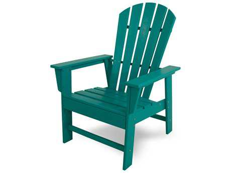 POLYWOOD® South Beach Recycled Plastic Dining Chair