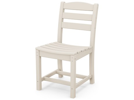 POLYWOOD® La Casa Recycled Plastic Cafe Dining Chair
