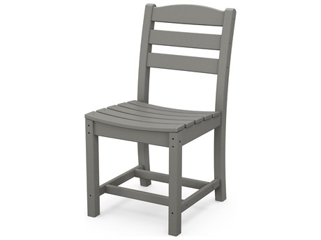 POLYWOOD® La Casa Recycled Plastic Cafe Dining Chair PatioLiving