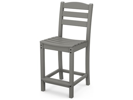 POLYWOOD® La Casa Cafe Recycled Plastic Counter Stool PWTD101