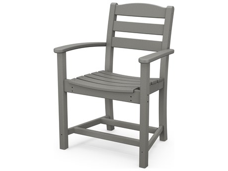 POLYWOOD® La Casa Cafe Recycled Plastic Dining Chair PatioLiving