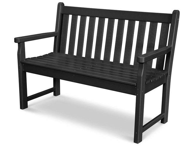 POLYWOOD® Traditional Garden Recycled Plastic 48 Bench