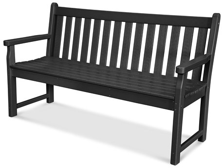 POLYWOOD® Traditional Garden Recycled Plastic Bench