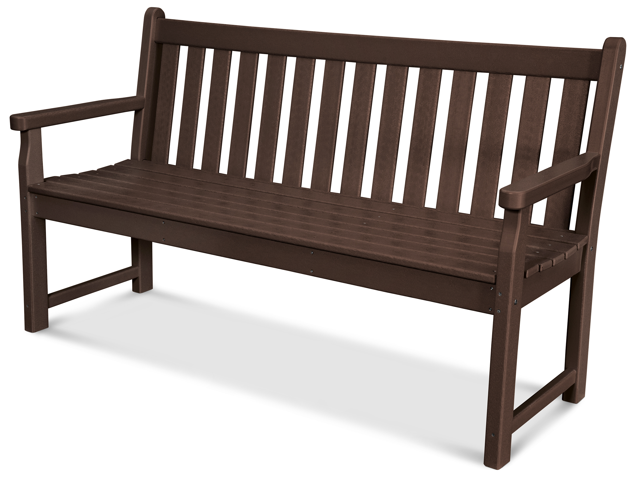 Polywood Traditional Garden Recycled Plastic Bench Tgb60