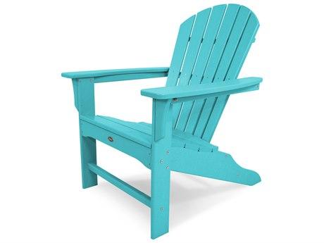 POLYWOOD® Trex Yacht Club Recycled Plastic Adirondack Chair