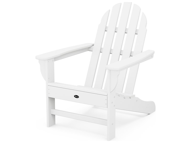 POLYWOOD® Trex Cape Cod Recycled Plastic Adirondack Chair PatioLiving