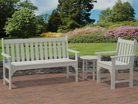 POLYWOOD® Vineyard Recycled Plastic Lounge Set