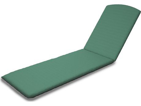 POLYWOOD® Nautical Replacement Chaise Seat & Back Cushion PatioLiving