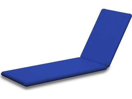POLYWOOD® Captain Replacement Chaise Seat & Back Patio Cushion