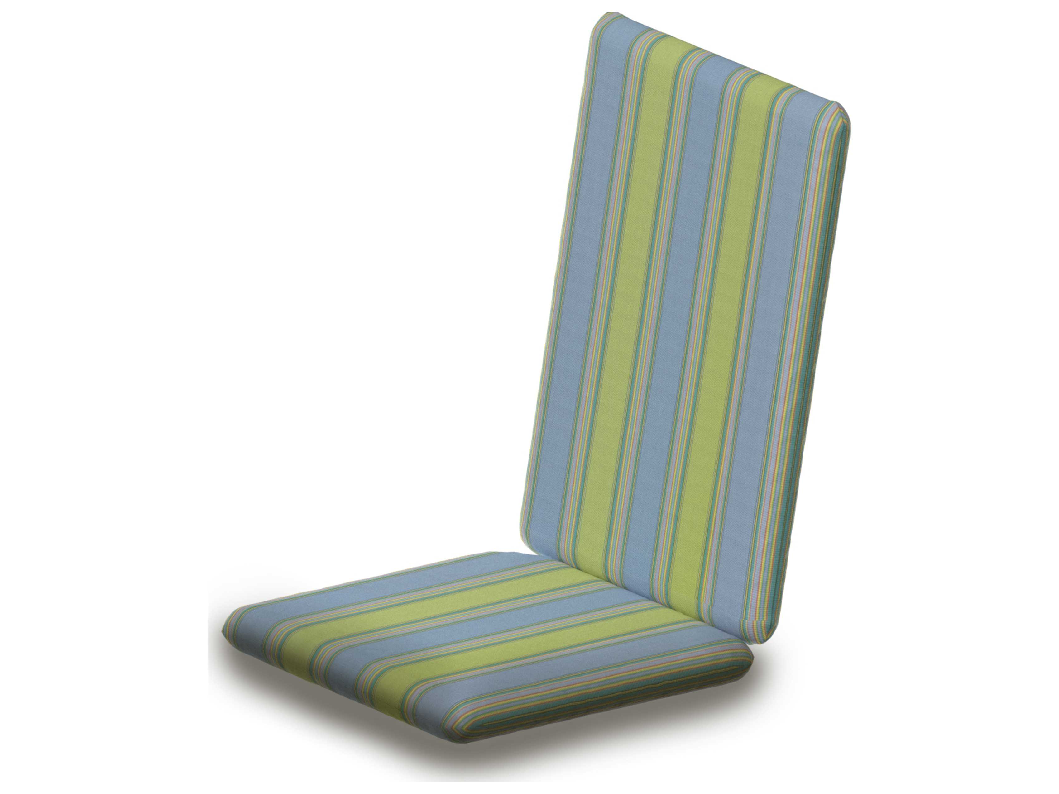 Polywood Captain Replacement Chair Seat Back Patio