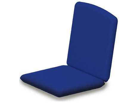 POLYWOOD® Nautical Replacement Chair Seat & Back Cushion