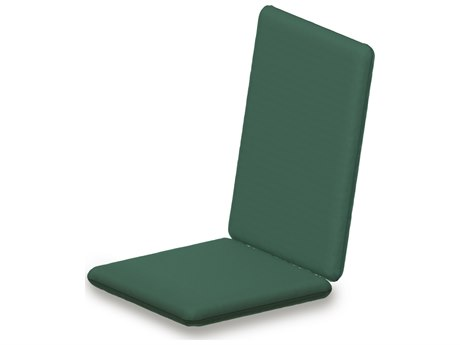 POLYWOOD® Captain Replacement Chair Seat & Back Patio Cushion PatioLiving
