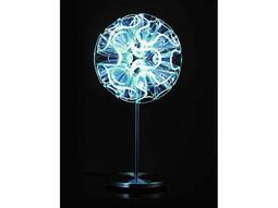QisDesign Coral Width Table Lamp 45 - Clear