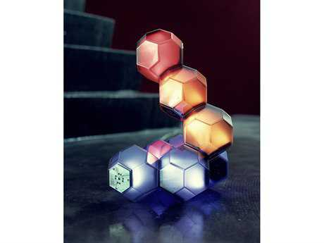 QisDesign Crystal Table Lamp