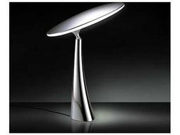 QisDesign Coral Reef Table Lamp - Silver