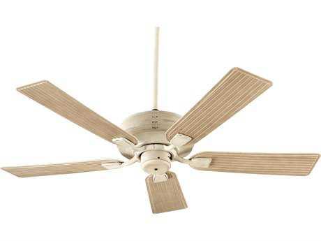 Quorum International Marsden Persian White 52 Inch Outdoor Ceiling Fan