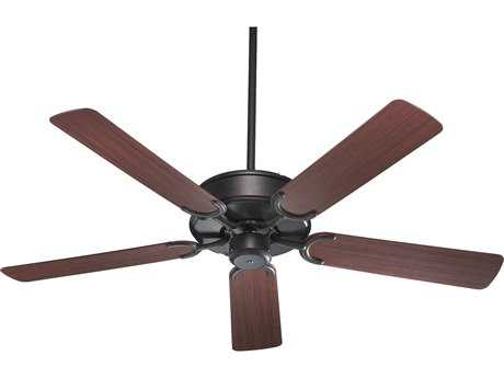 Quorum International Toasted Sienna 52 Inch Outdoor Ceiling Fan