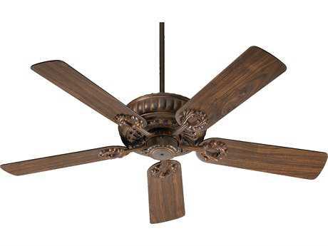Quorum International Empress Corsican Gold 52 Inch Indoor Ceiling Fan