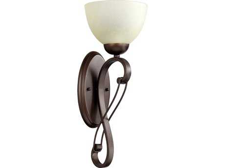 Quorum International Lariat Oiled Bronze Wall Sconce
