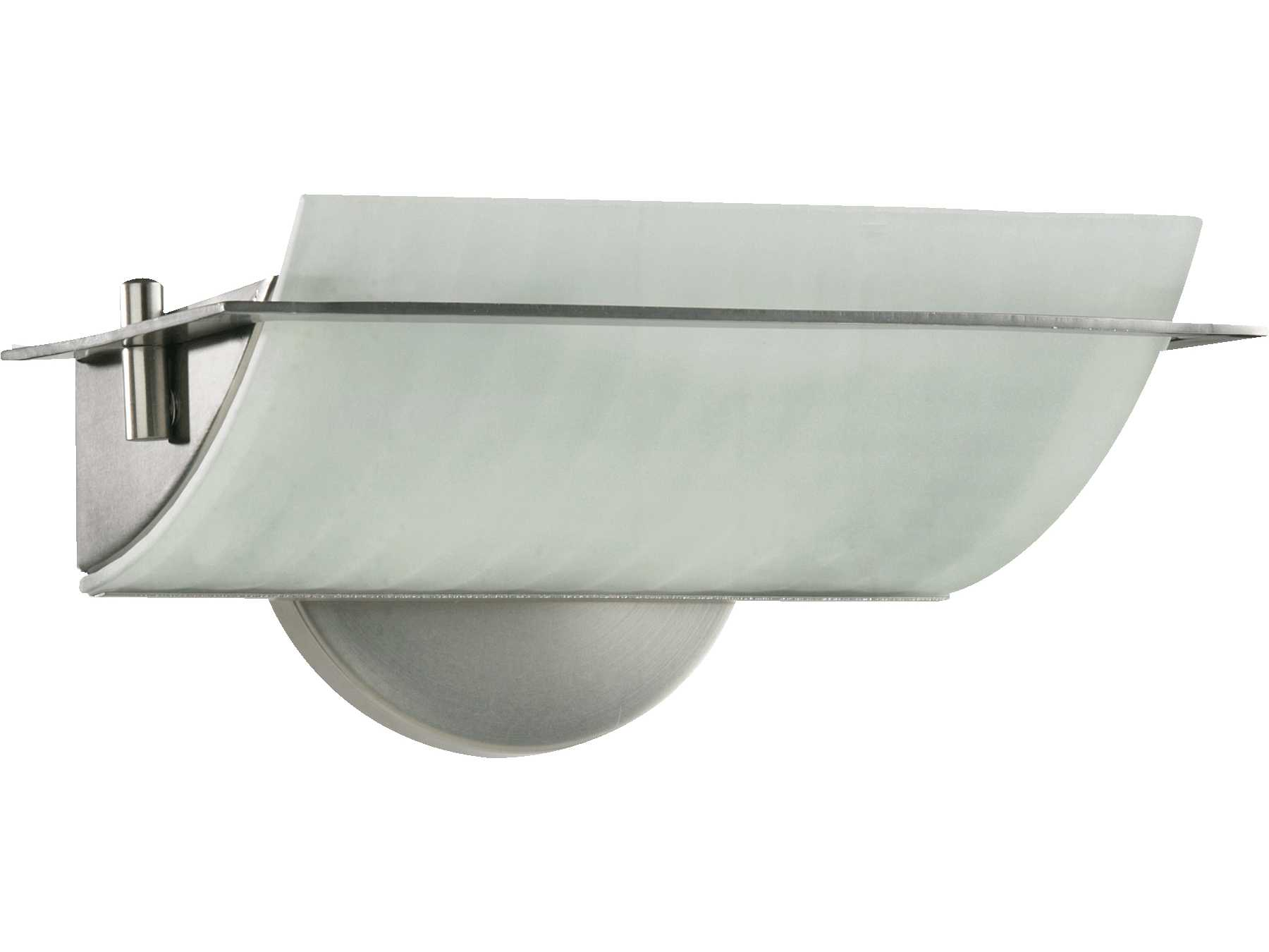 Quorum international satin nickel wall sconce qm578465 for International decor wall lights