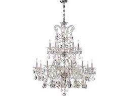 Quorum Large Chandeliers Category