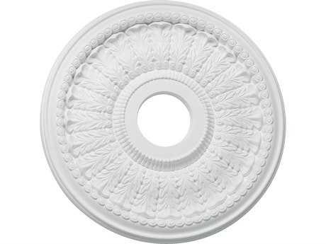 Quorum International Studio White Ceiling Medallion