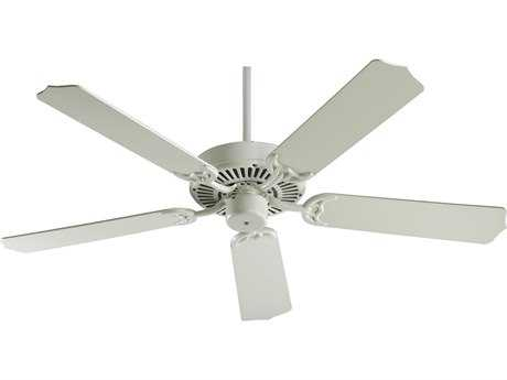 Quorum International Capri Antique White 42'' Wide Indoor Ceiling Fan