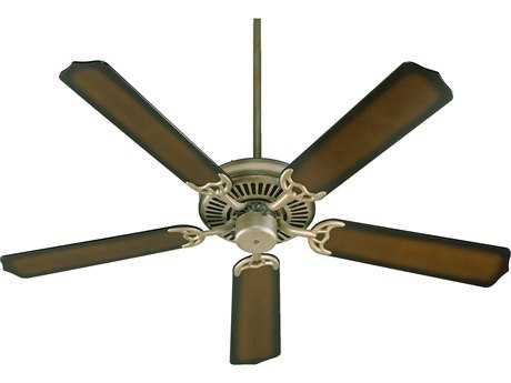 Quorum International Antique Flemish 52 Inch Indoor Ceiling Fan