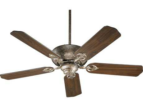 Quorum International Mystic Silver 52 Inch Indoor Ceiling Fan