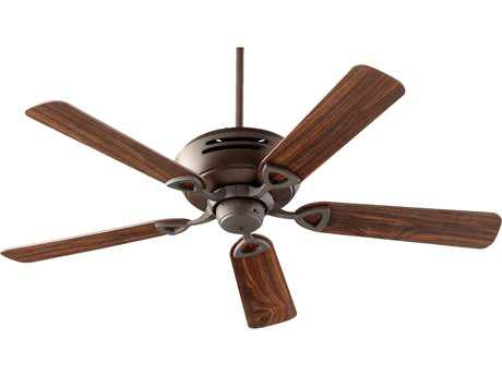 Quorum International Hoffman Oiled Bronze 52 Inch Indoor Ceiling Fan