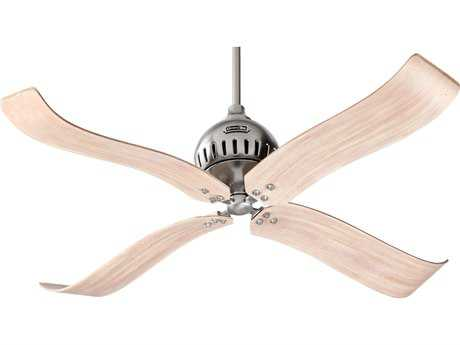 Quorum International Jubilee Satin Nickel 52 Inch Indoor Ceiling Fan