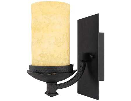 Quoizel La Parra Dark Bronze Vanity Light Bath