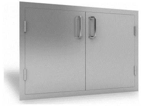 RCS Grills Stainless Double 45in Wide  Door