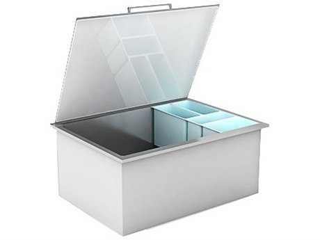 RCS Grills Stainless Steel Ice Chest