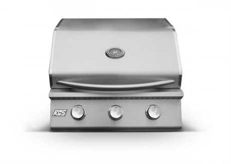 RCS Grills 26in Premier Series Stainless Natural Gas Grill RCRJC26A