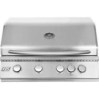 RCS Grills 32in Premier Series Stainless Propane Grill