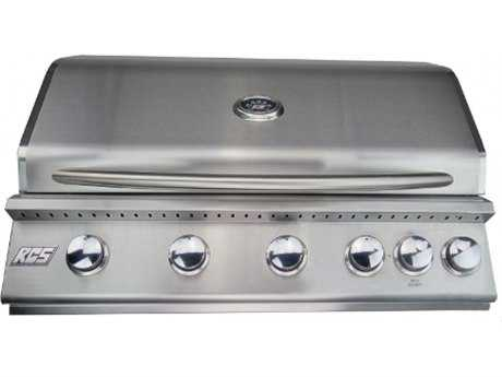 RCS 40 Premier Series Grill W/ Rear Burner