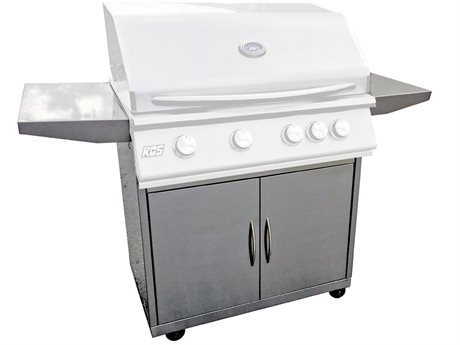 RCS Grill Cart For 40 Inch Premier Series Gas Grill