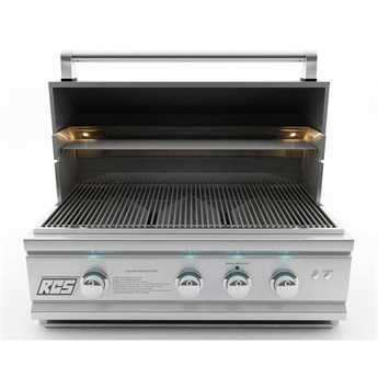 RCS Grills 30in Cutlass Pro Series Propane Grill with LED Lights