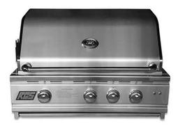 30in Cutlass Stainless Pro Series Natural Gas Grill with LED Lights
