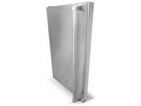 RCS Grills Stainless Fridge Upgrade Door Liner - Swings Left